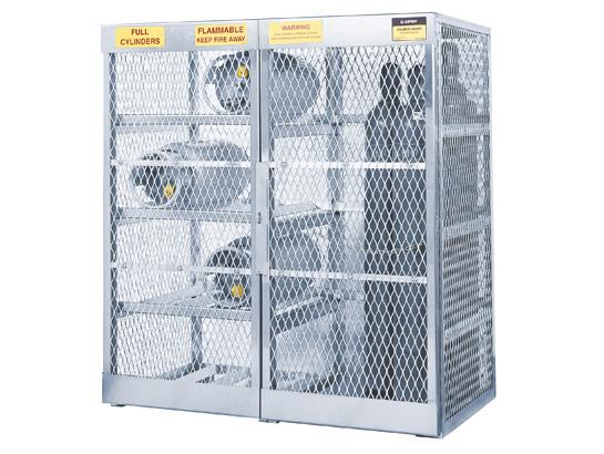 Gabinetes para gases Justrite