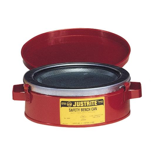 Bidones de limpieza Justrite 10175 - 1 litro