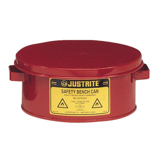 Bidones Justrite de limpieza 10375 - 4 litros