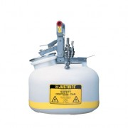 Bidones para laboratorio no metálicos Justrite TF12752 - Linea Centura™ Modelo TF - 8 lts.