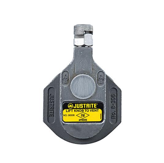 Válvulas de venteo horizontal acero inoxidable Justrite 08306