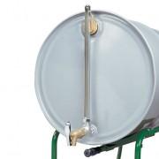 Indicadores de llenado para tambor horizontal Justrite 8533