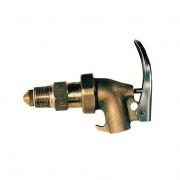 Grifos de seguridad Justrite 08910 - 3/4 pulgada de bronce ajustable