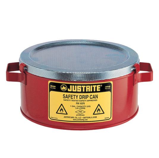 Bidón Justrite 10376 para goteos