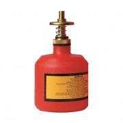 Dispensadores plásticos Justrite 14004 - 0,24 litros