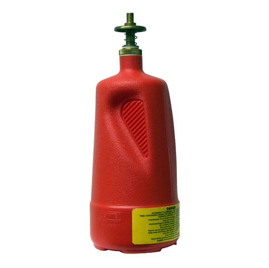 Dispensadores plásticos Justrite 14010 - 1 litro