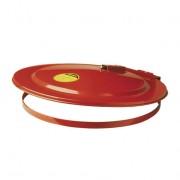 Tapas de seguridad para tambores con cierre automático con fusible térmico Justrite