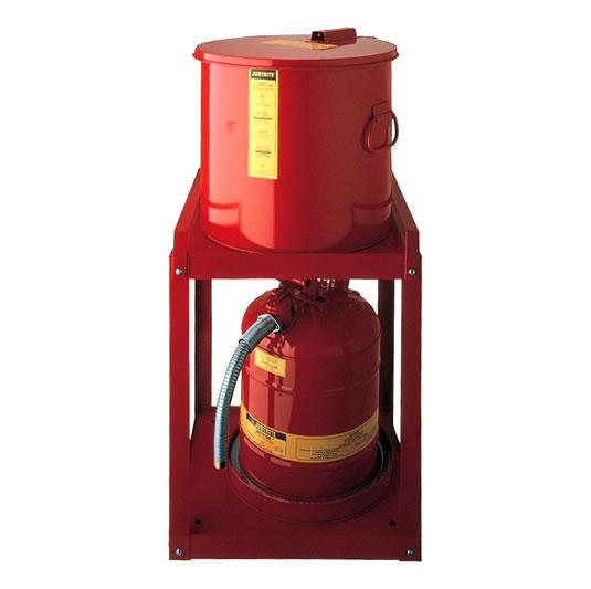 Soportes para tanques de lavado Justrite 27501
