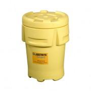Porta Tambores Justrite 28201 Overpack™ - Color Amarillo