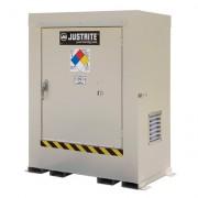 Gabinetes para Tambores Justrite 911021 almacenamiento en exterior