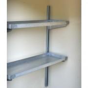 Estante para Gabinetes para Tambores Justrite 915101 almacenamiento en exterior